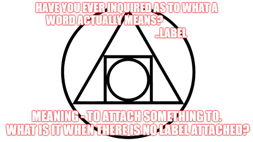 Label meme
